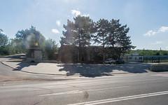 Автобусная Остановка, Романешты, Страшенский р-н, Республика Молдова / Oprire Romanesti, r-n Straseni, Republica Moldova / Bus Stop, Romanesti, Straseni Region, Republic of Moldova