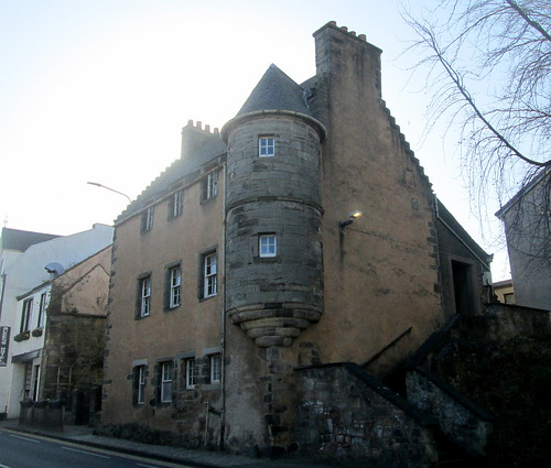 Old Building Inverkeithing