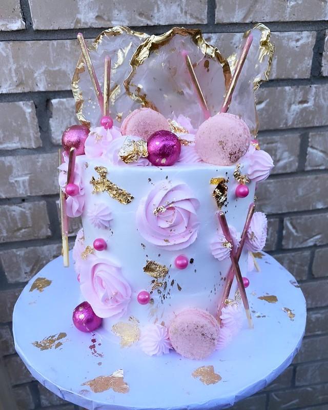 Cake from Treats by Bri