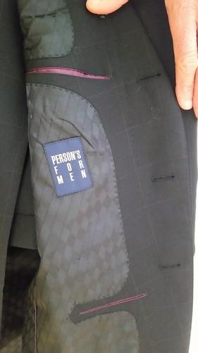 JMen's Day Suit