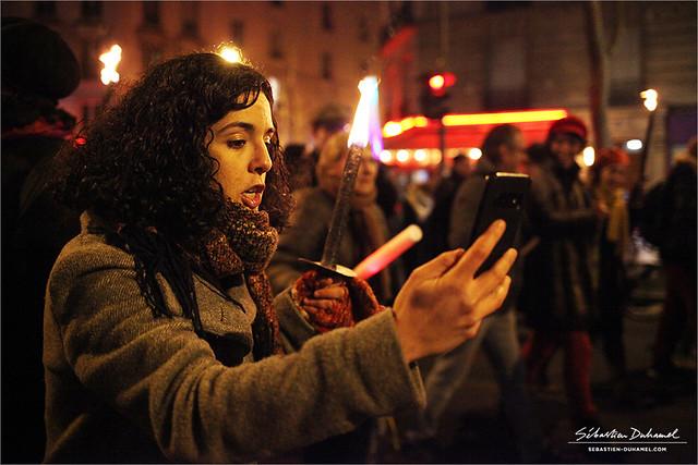 Manon Aubry ✔ Mobilisation contre le projet de réforme des Retraites → Acte 12 à Paris IMG200123_026_©2020 | Fichier Flickr 1000x667Px Fichier d'impression 5610x3740Px-300dpi