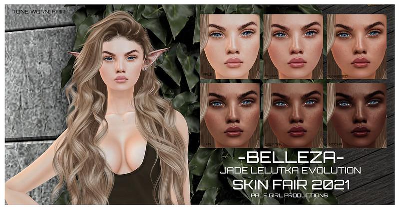 Belleza - Skin Fair 2021