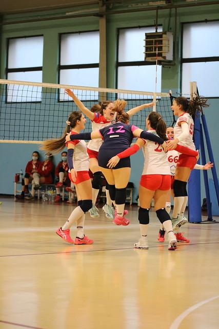 U19 Bianca 7 Marzo 2021 Bracco Pro Patria - Volley Team Pioltello 3-2