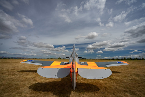 2021 aircraft airplane warbird hood masterton wairarapa wingsoverwairarapa newzealand nz harvard cloud landscape military plane orange ilce7m2 sony transportation