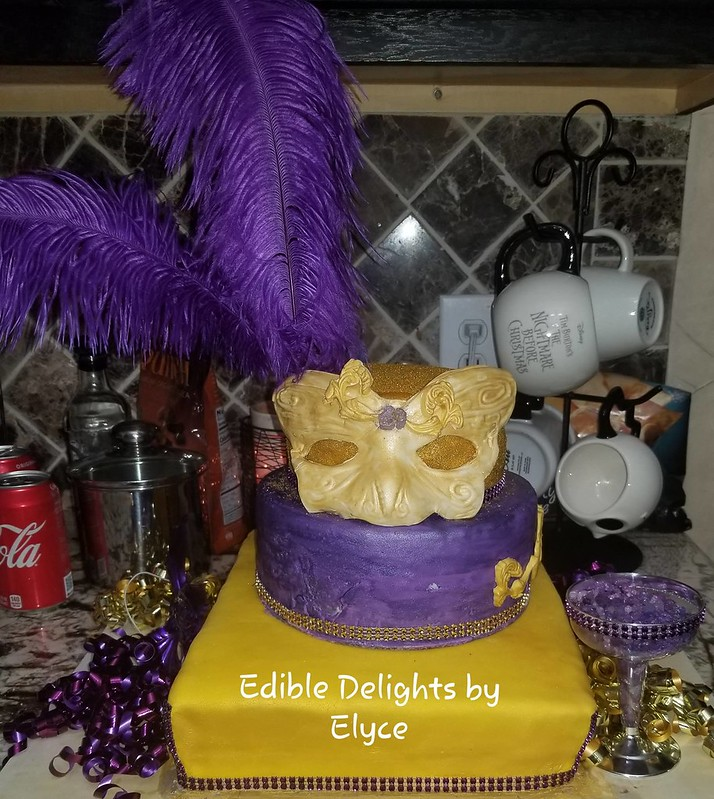 Cake from Edible Delights by Elyce
