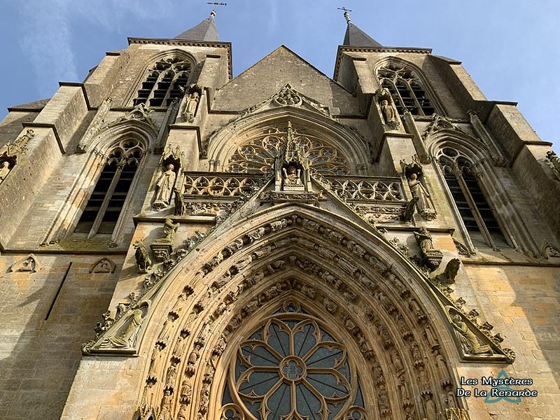 Basilique d'Avioth - Meuse France