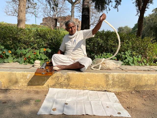 Mission Delhi - Musaddi Lal Gupta, Deer Park
