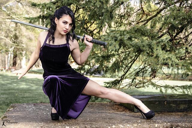Wonder Women - Ilyana