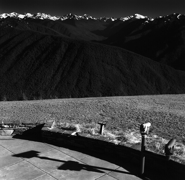 A day without hurricanes at Hurricane Ridge