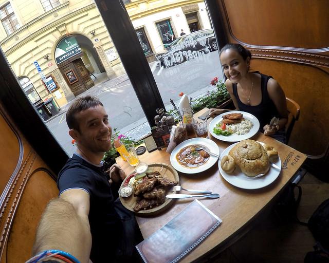 Restaurante Pivnice Štupartská