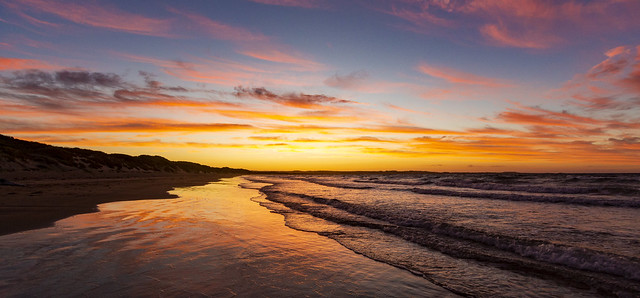 Bakers Beach, Tasmania.