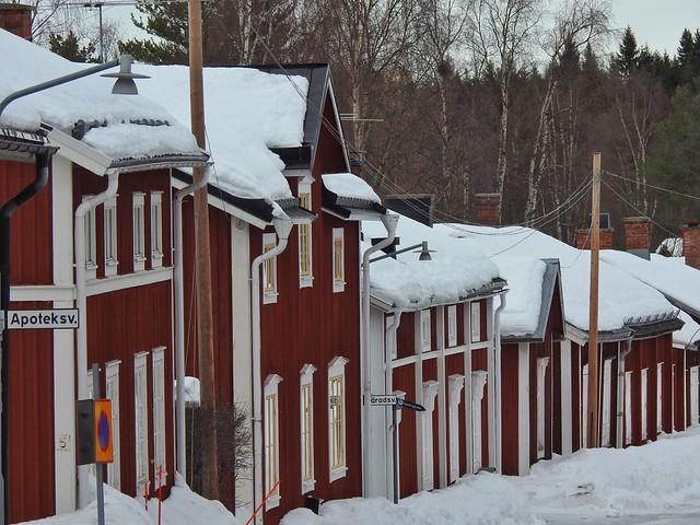 Gammelstad (Laponia Sueca)