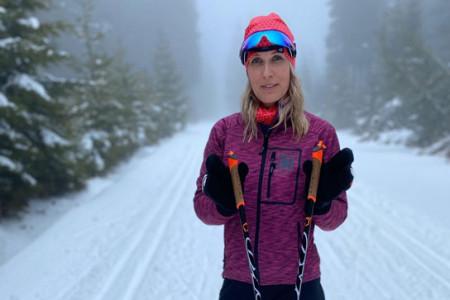 NORDIC Skitest 2021: Rukavice a hole Yoko