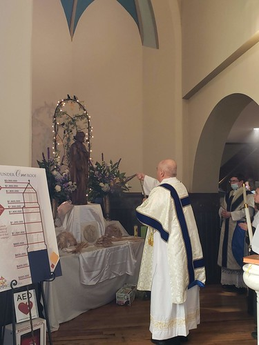 2021 St. Joseph Table Blessing