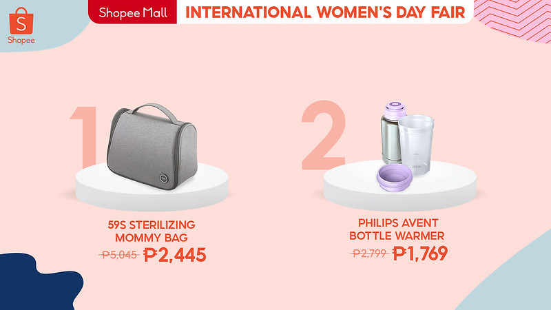 Shopee Women's Day
