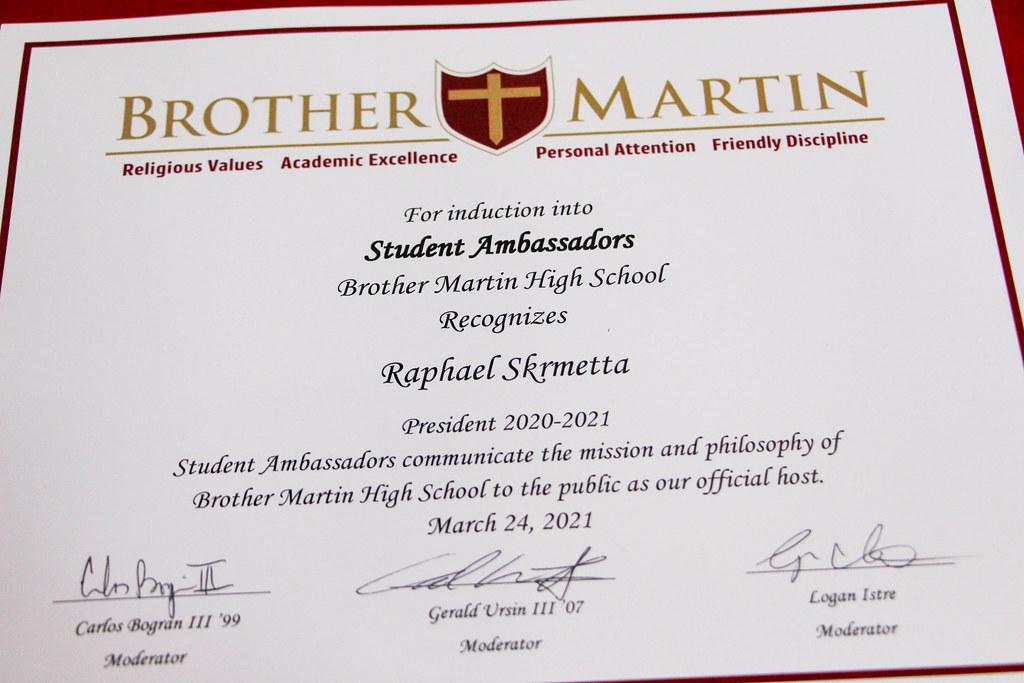 Student Ambassadors and Student Council