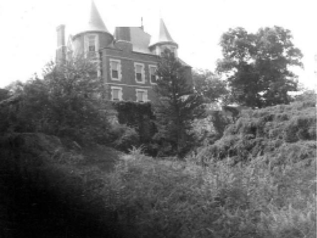 Elm Street, 104, Ames, William Hadween, Spring Hill, 104 Elm Street, North Easton, MA, info, Easton Historical Society