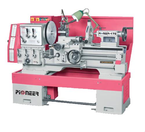 High Geared All Precision Lathe Machine - Pioneer Brand