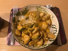 Feb 17 2021 - Chicken Kerela coconut curry
