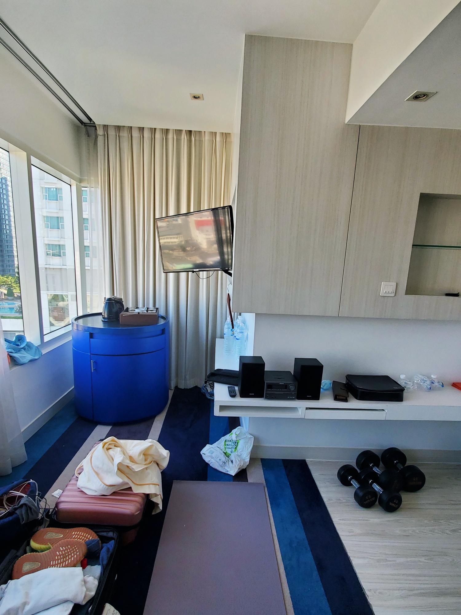 Centara Hotel Bangkok Quarantine