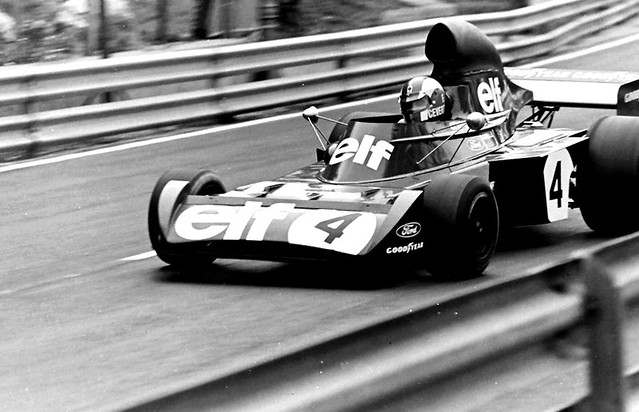 Tyrrell-Cosworth Formula 1 G.P. Spain 1973