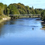 River Ribble at Preston