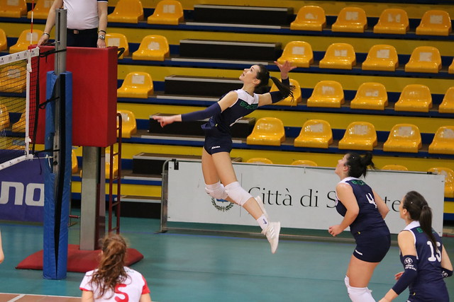 B2 6 Marzo 2021 Bracco Pro Patria  - Junior Volley Casale Euromac 3 - 0