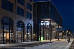 Lochal-library during curfew
