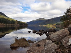 Loch Eck at Whistlefield