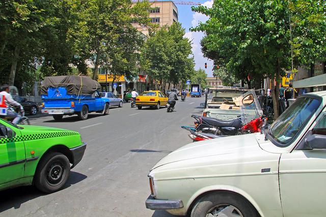 Streets of Tehran 04