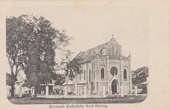 Malang - Kayutangan Church, 1906