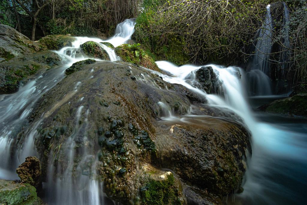 Cascadas del Hueznar