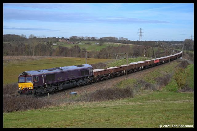 No 66743 24th Feb 2021 Brantham