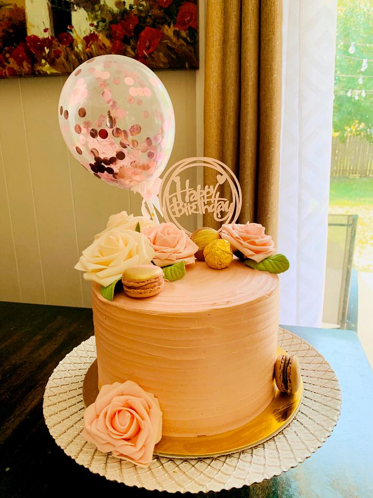Cake by Vanessa's Cakes & More