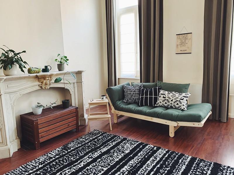 Karup futon sohva