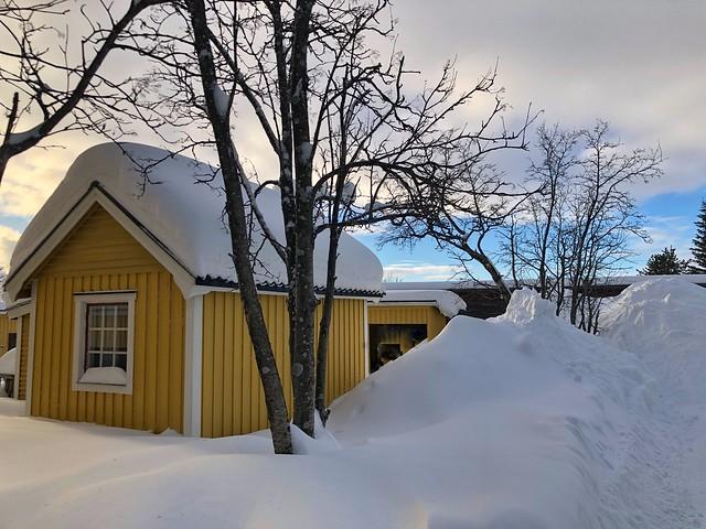 Casa en Kiruna (Laponia, Suecia)