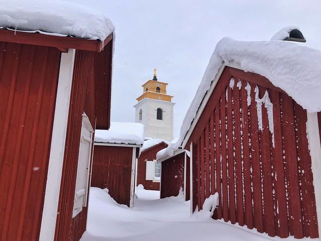 Gammelstad (Suecia)