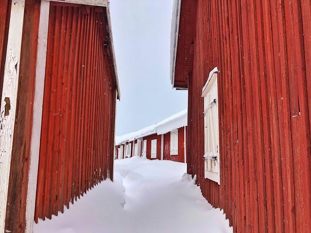 Gammelstad (Patrimonio de la Humanidad en el Norte de Suecia)