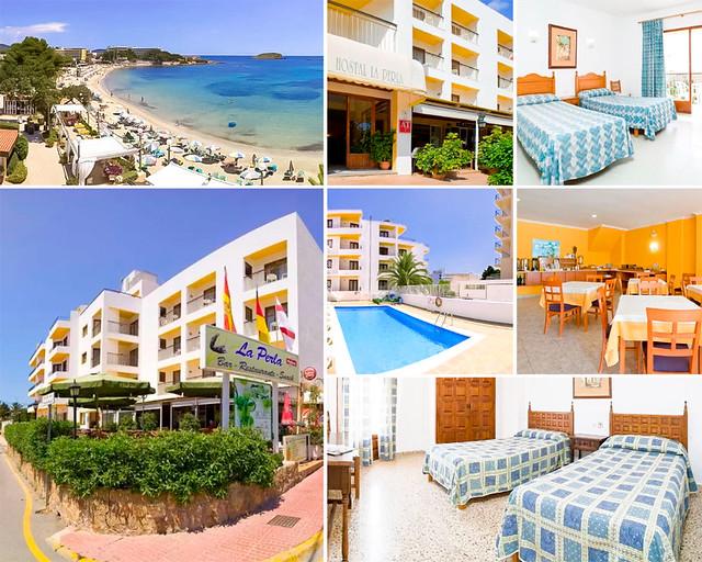 Hostal La Perla en Ibiza