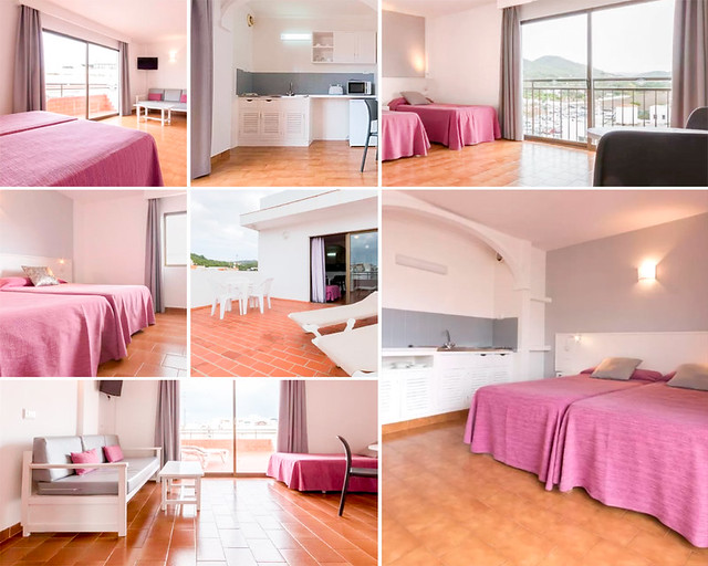 Apartamentos Orosol 2 en Ibiza