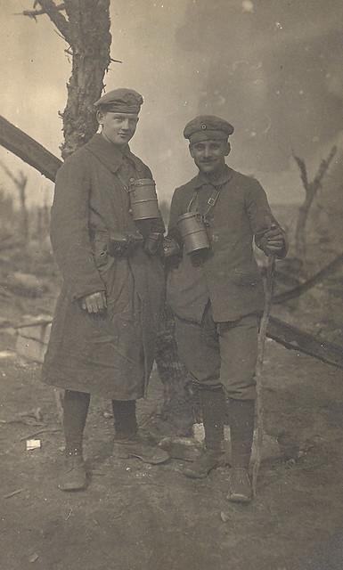 Two Matrosen of the Matrosen-Ersatz-Division