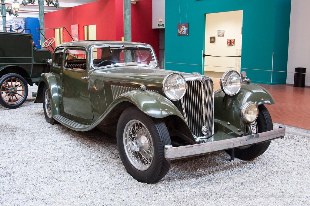 SS 1 Coupé - 1934