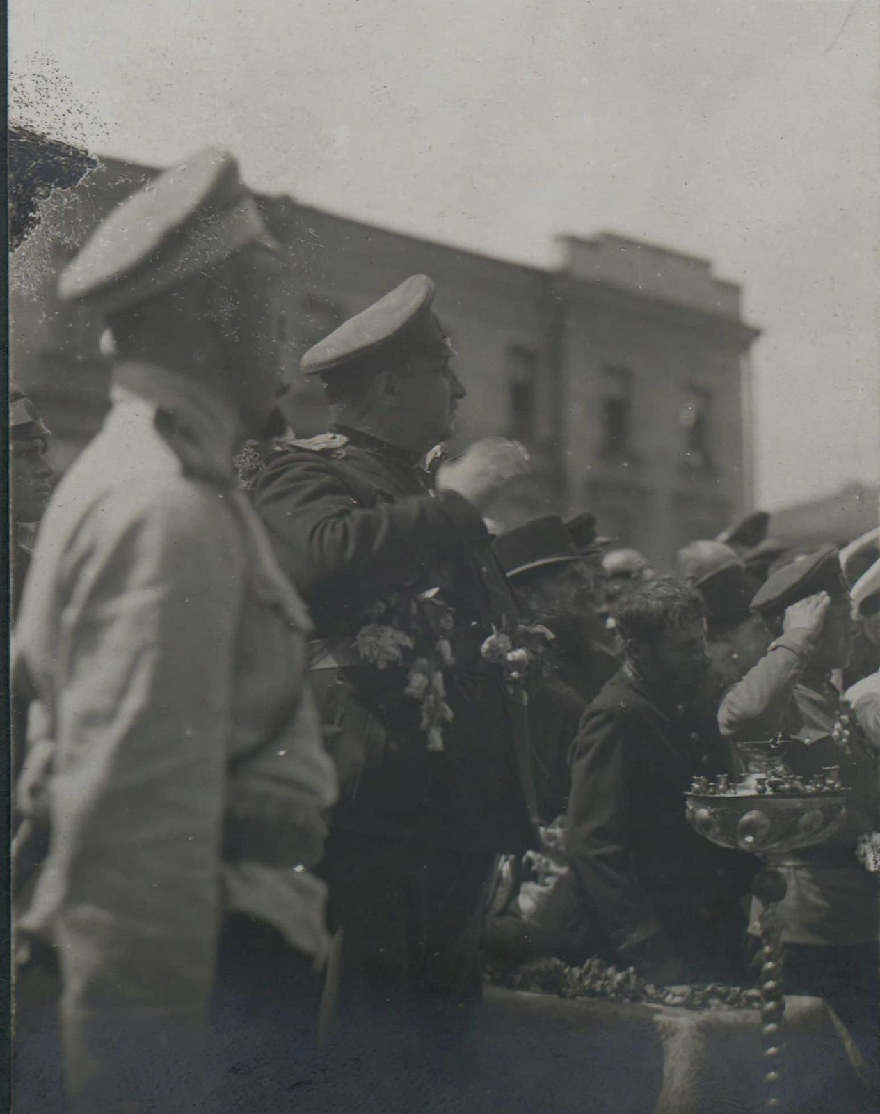 152. 1919. Чествование генерала Кутепова в Харькове