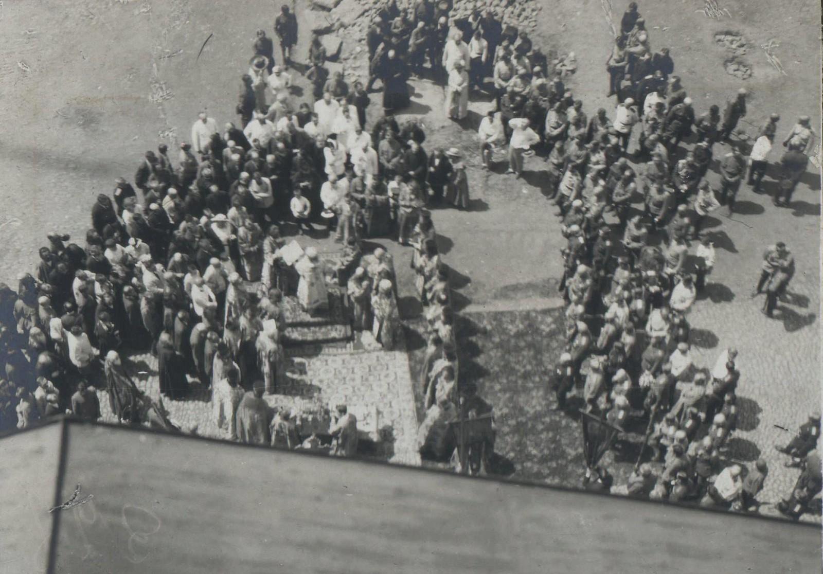 148. 1919. Панихида по павшим воинам в Харькове, июнь