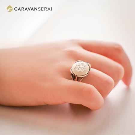 指輪 | 陶華(TOHCA) 日本で唯一の陶磁器製カメオの製造・販売