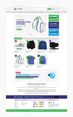 Fit Life Gym Web UI Design