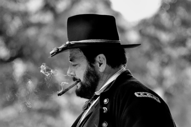 Civil War Union General U.S. Grant   (Explore)