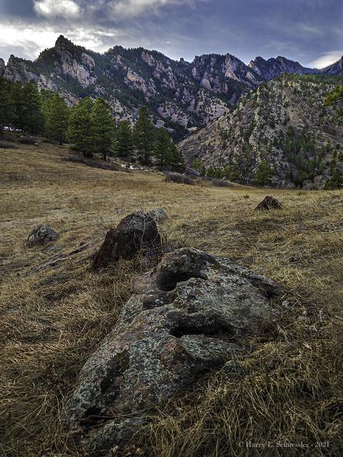 Eldorado Canyon, Boulder, CO