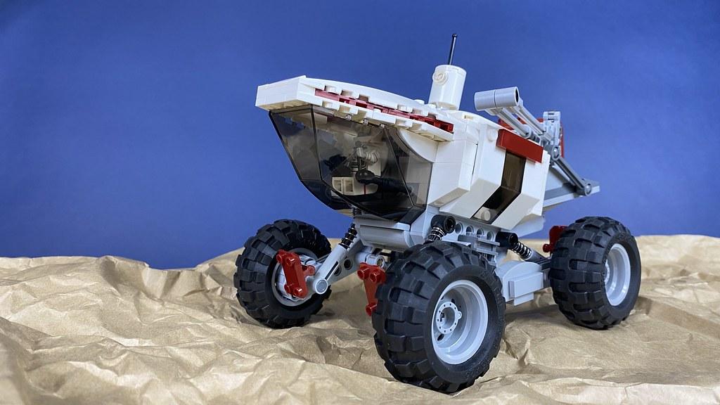 Pioneer Rover