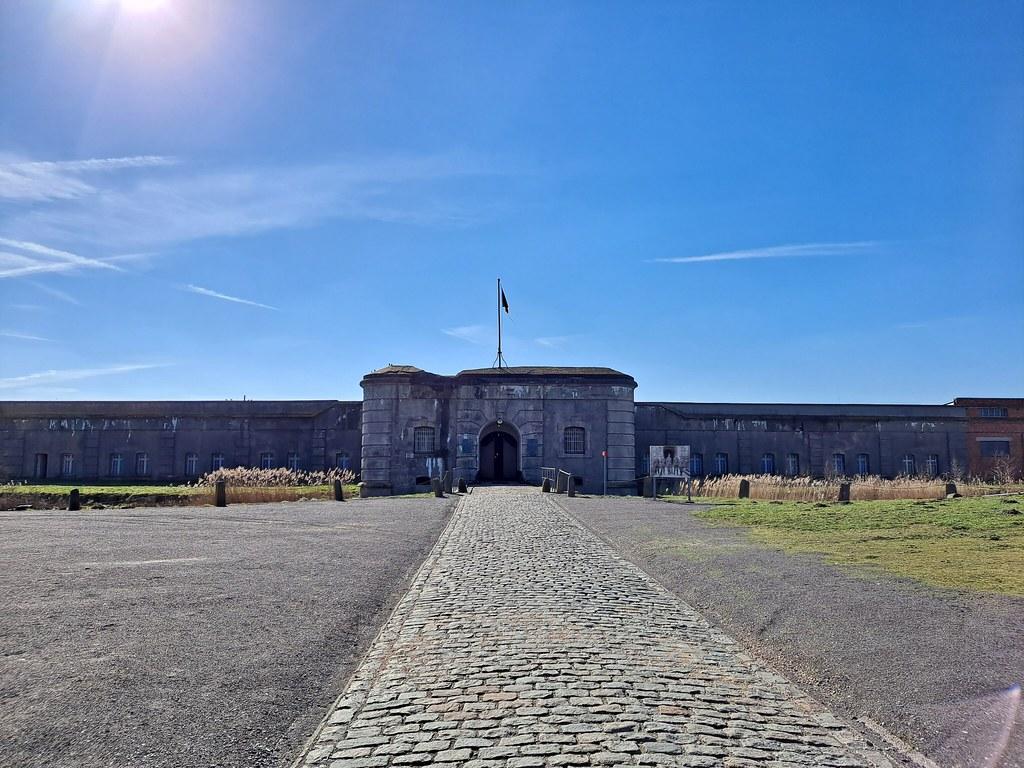 Campo de concentración de Breendonk